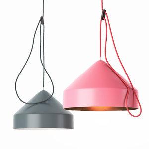 3D lloop lamp