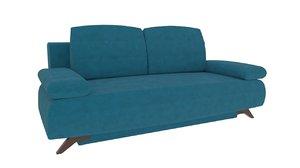 sofa baden-baden 3D model
