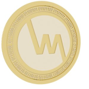 wepower gold coin model