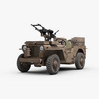 SAS Desert Raider