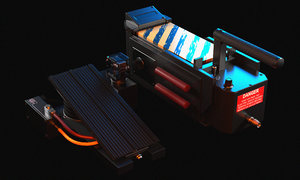3D trap ghostbusters ghost