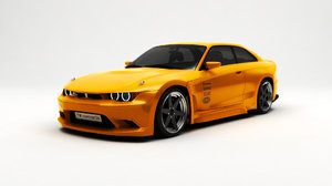 3D model tm concept36 bodykit