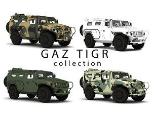 gaz tigr model