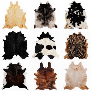 carpets rug skin 3D