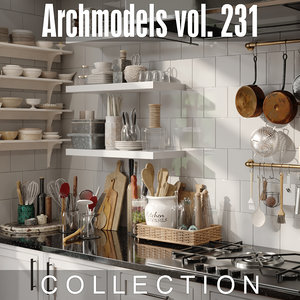 archmodels vol 231 3D model