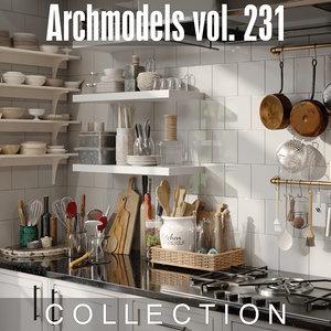 archmodels vol 231 3D model