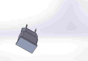 usb adapter 3D model