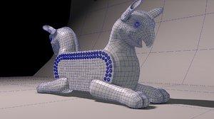 3D sphinx