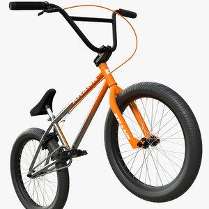 bmx bike 3D model