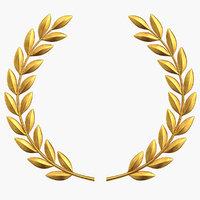 Laurel Wreath v1