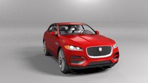 jaguar sport 3D
