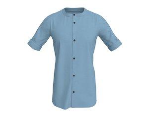 3D shirt men s model
