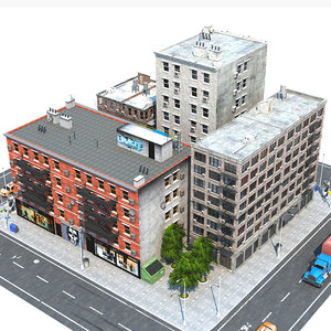3D brooklyn newyork