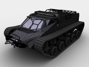 ripsaw legendary suv 3D model