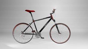 mountain bicycle model