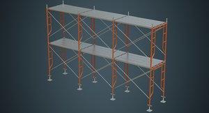 scaffold 2a 3D