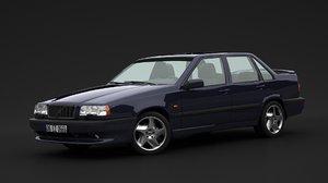 3D sedan 850
