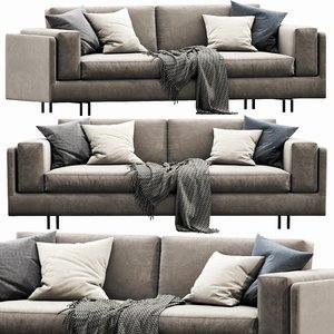 interface mama sofa 3D model