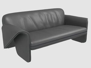 3D sofa ds125 gerd lange model