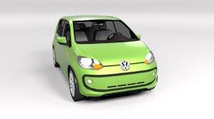 volkswagen 3D model
