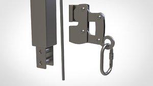 3D vertical safety