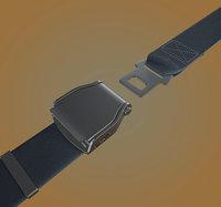 Aviation Seat belt
