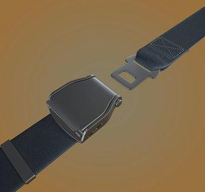 3D seat belt seatbelt