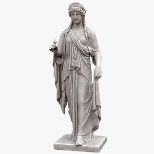 elpis goddess hope model