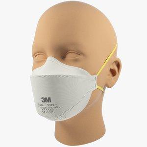 3D 3m aura mask