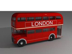 london buss model