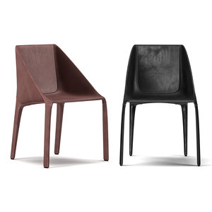 manta chair seat 3D model