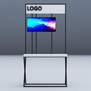 3D minimal pod