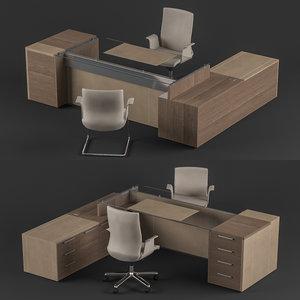 codutti table 3D model