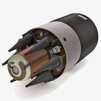 Trident II Ballistic Missile Warhead