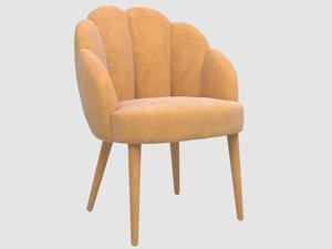 3D daisy chair munna