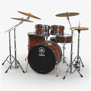 drum kit yamaha live model