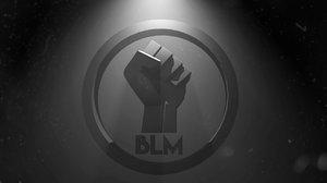 black lives matter 3D model