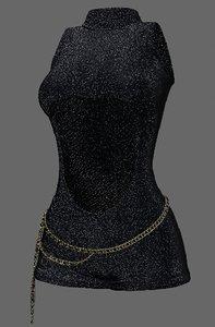 clothingdressskirtshirtpant 3D