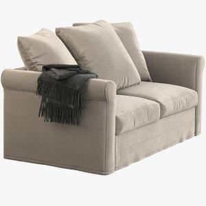 ikea harlanda sofa 3D