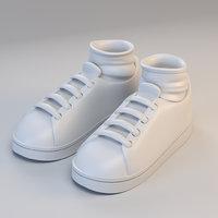 Cartoon Sport Shoes