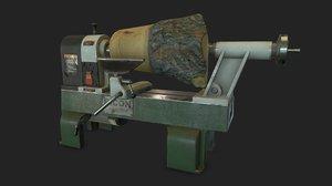 props environment metal 3D