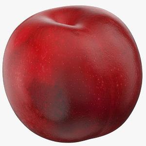 3D plum 01