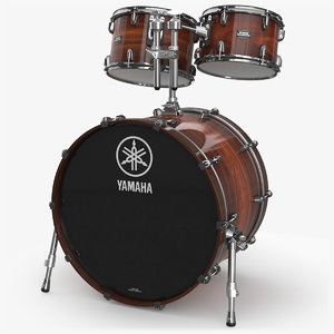 bass drum tom-toms model