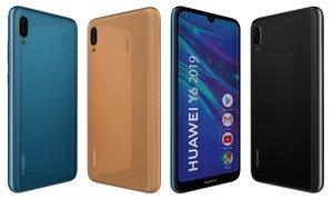 huawei y6 2019 colors model