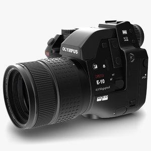 3d digital camera olympus camedia