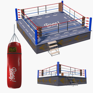 3D box sport