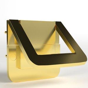 3D latch boxes