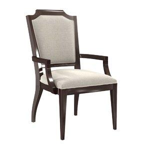 chair kensington place lexington 3D