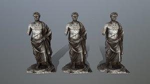 statue 1 3D model