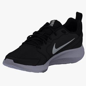 male nike sneakers 02 3D